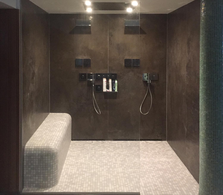 Wohlfühl-Dusche